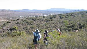 Willowmore Town Hiking Trail