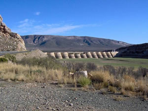 Willowmore Beervlei Dam