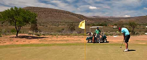 Willowmore Activities - Golf