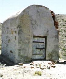 Willowmore Gunpowder Chamber