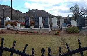 Willowmore Jewish Cemetery